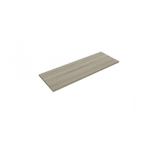 Melamine top 120x45-Driftwood
