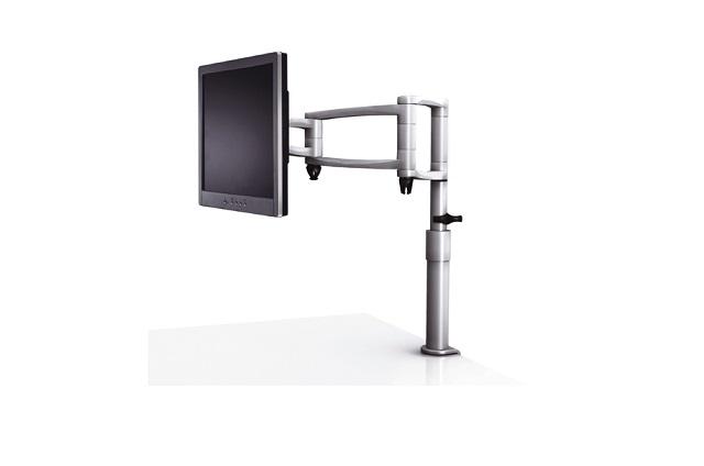 Ionic monitorarm